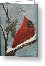 Winter Wonderland  Greeting Card by Ginny Youngblood