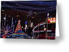 Winterfest Carnival 2013 Greeting Card