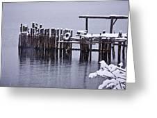 Winterized Greeting Card