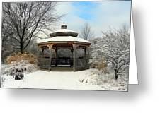 Wintertime Greeting Card
