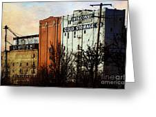 Wisconsin Cold Storage Greeting Card
