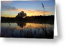 Wisconsin Sunrise Greeting Card