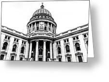 Wisconsin's Capitol Greeting Card