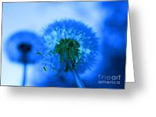 Wish Away The Blues Greeting Card