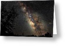 Wish Upon The Stars  4662 Greeting Card