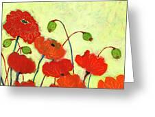 Wishful Blooming Greeting Card