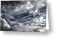 Wispy Skies Greeting Card