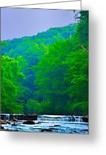 Wissahickon Creek Greeting Card