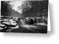 Wissahickon Snow Greeting Card