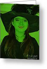 Witch Craft Greeting Card