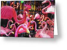 Witness Protection - Cheep Greeting Card