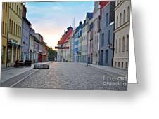Wittenberg Morning Greeting Card