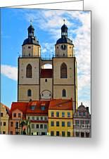 Wittenberg Sky Greeting Card