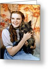 Wizard Of Oz, 1939 Greeting Card
