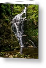 Wodospad Kamienczyka Greeting Card