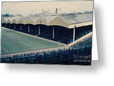 Wolverhampton - Molineux - Molineux Street Stand 2 - Leitch - 1970s Greeting Card