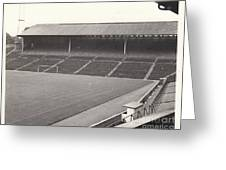Wolverhampton - Molineux - South Terrace 1 - Bw - Leitch - September 1968 Greeting Card