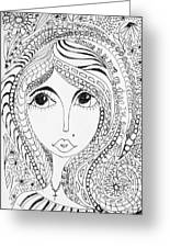 Women Of Faith 2 Greeting Card