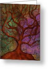 Wonder Tree Greeting Card