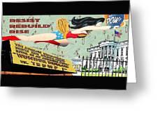 Wonder Women  Greeting Card