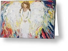Wonderful Angel Greeting Card