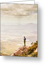 Wondrous Western Tasmania Greeting Card