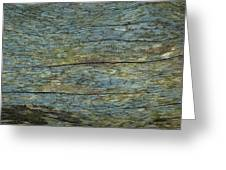 Wood Painting #2 Greeting Card