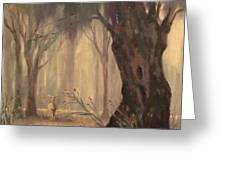 Woodland Fawn Greeting Card