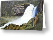 Woodland Respite Greeting Card