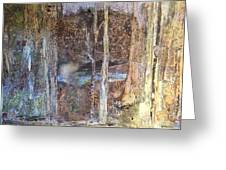 Woodland Sanctuary Greeting Card
