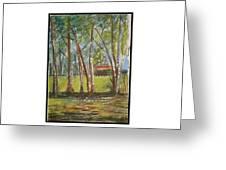 Woodland Series Virginia Greeting Card