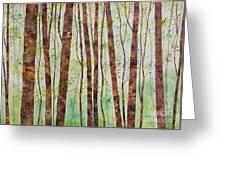 Woodland Spring Greeting Card
