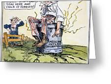 Woodrow Wilson: Mexico Greeting Card