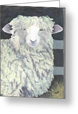 Wooly One Greeting Card