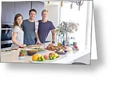 Workplace Nutrition Programs Sydney Greeting Card