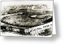 World Series, 1903 Greeting Card by Granger