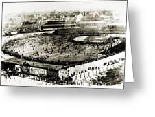 World Series, 1903 Greeting Card