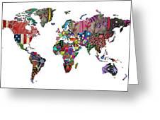 Worldwide Greeting Card