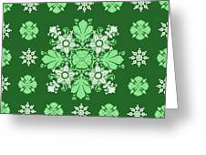 Wrapping Wallpaper Floral Seamless Tile For Website Vector, Repeating Foliage Outline Floral Western Greeting Card