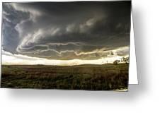 Wray Colorado Tornado 021 Greeting Card