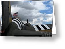 Douglas C-47 Skytrain 1 Greeting Card