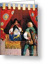 Wyeth: Robin Hood & Marian Greeting Card