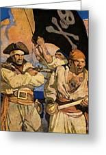 Wyeth: Treasure Island Greeting Card