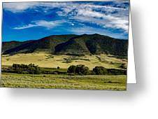 Wyoming Beauty Greeting Card