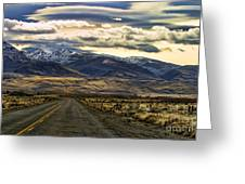 Wyoming I Greeting Card