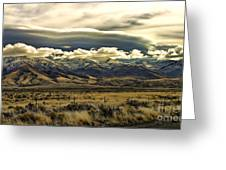 Wyoming Ix Greeting Card