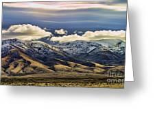 Wyoming Vi Greeting Card