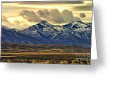 Wyoming Vii Greeting Card