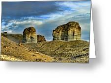 Wyoming Xi Greeting Card