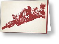 X Games Motocross 2 Greeting Card